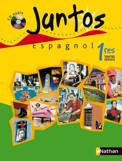 Juntos Espagnol Premieres Toutes Series Livre De L Eleve Librairie Eyrolles