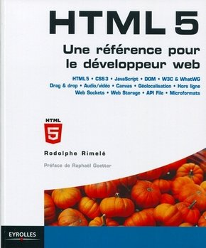 Rodolphe Rimelé- HTML5
