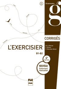 Exercisier (l') - corrigés des exercices