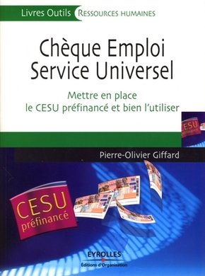 Pierre-Olivier Giffard- Chèque Emploi Service Universel
