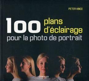 100 plans d'éclairage pour la photo de portrait