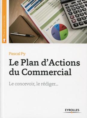 P.Py- Le plan d'actions du commercial