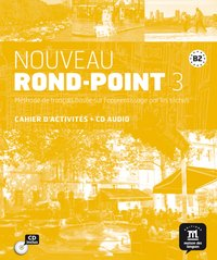 Nouveau Rond-point 3 - Cahier d'exercices + CD audio