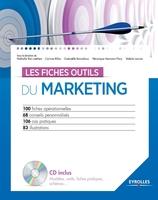 N.Van Laethem, C.Billon, G.Bonnafoux, V.Hermann-Flory, V.Lacroix - Les fiches outils du marketing