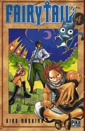 Fairy Tail - Volume 4