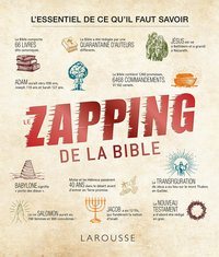 Le zapping de la bible