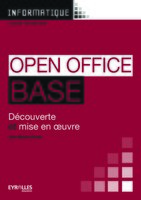 Open Office Base