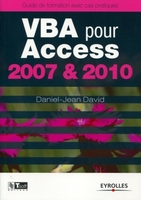 D.-J.David - Vba pour access 2007-2010