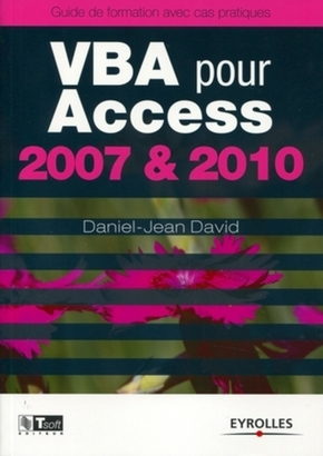 D.-J.David- VBA pour Access 2007-2010