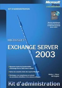 Kit d'administration Exchange Server 2003