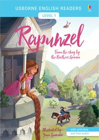 Rapunzel - english readers level 1