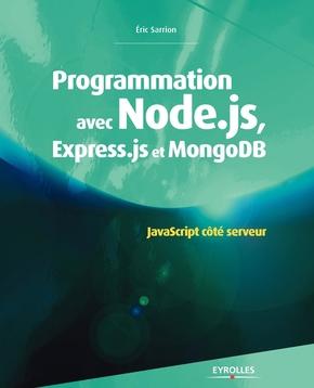 E.Sarrion- Programmation avec node.js, express.js et mongodb