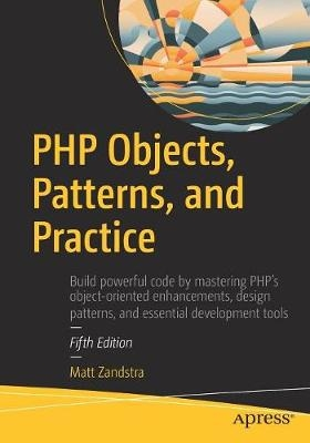 PHP OBJECTS, PATTERNS, AND PRACTICE  FIFTH EDITION