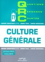 J.-F.Guédon, F.Lejeune - Qrc de culture générale