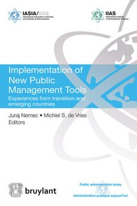 Implementation of new public management tools